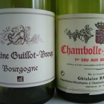 TWO FINE BURGUNDIES
